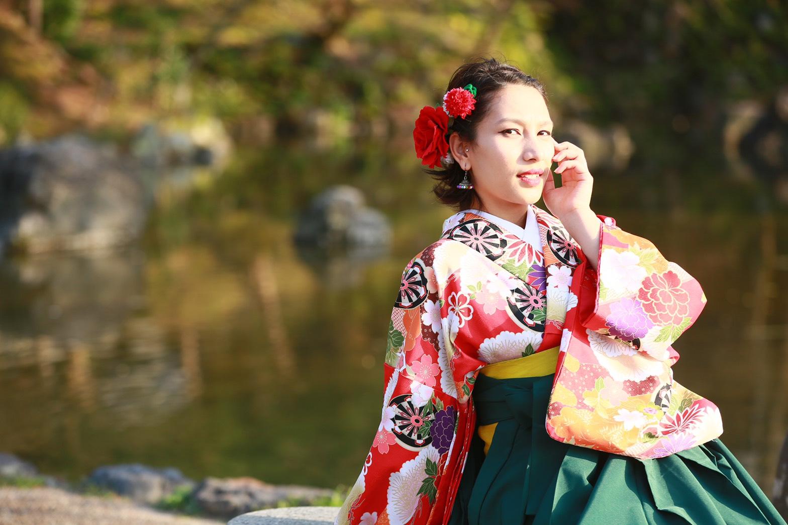 袴レンタル始めましたぁ♡2020年3月19日18