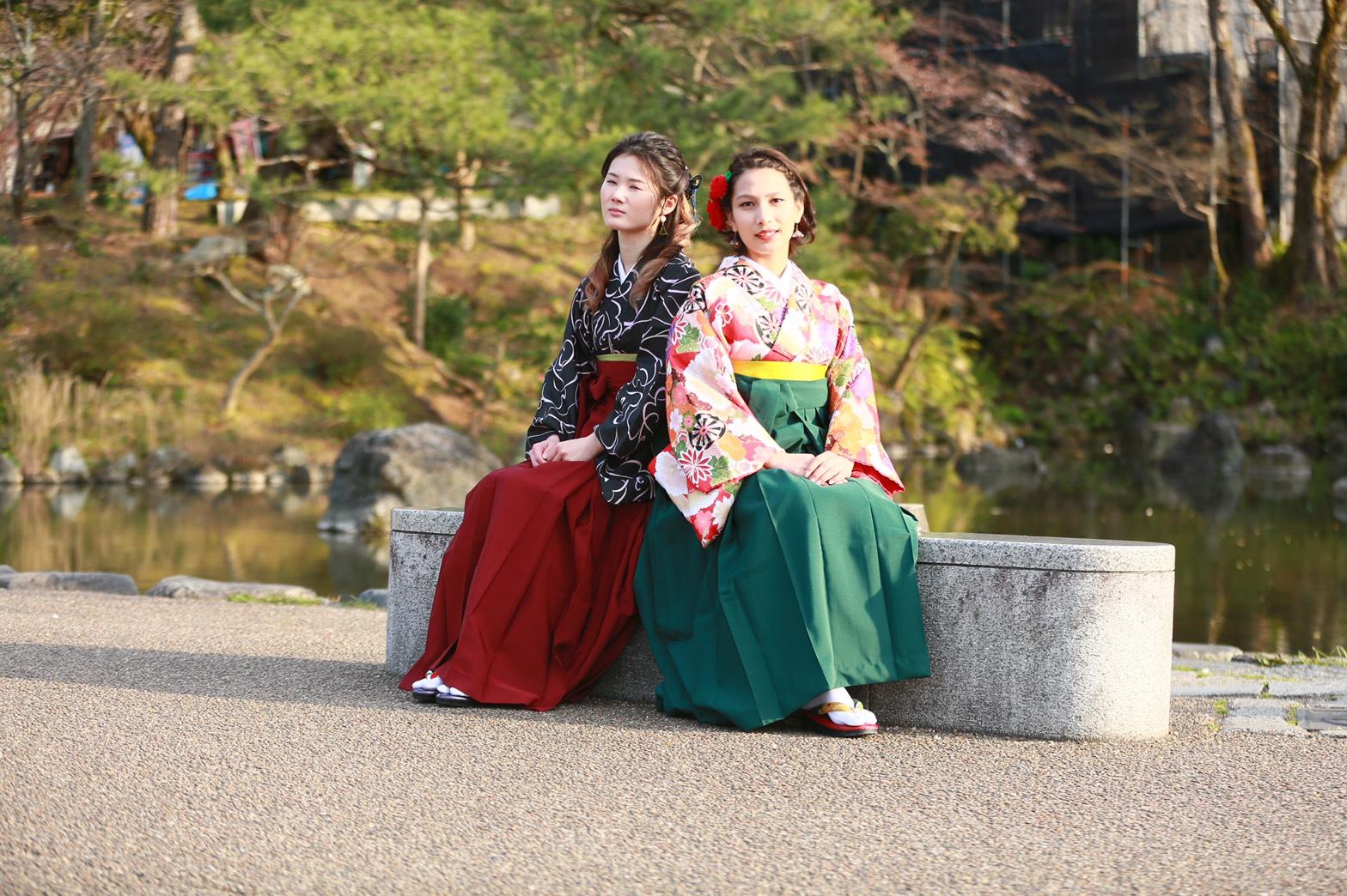 袴レンタル始めましたぁ♡2020年3月19日17