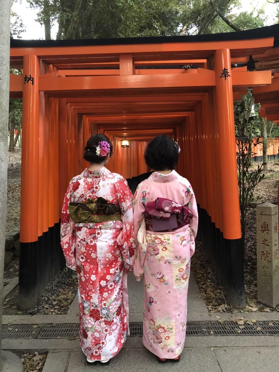 袴レンタル始めましたぁ♡2020年3月19日4