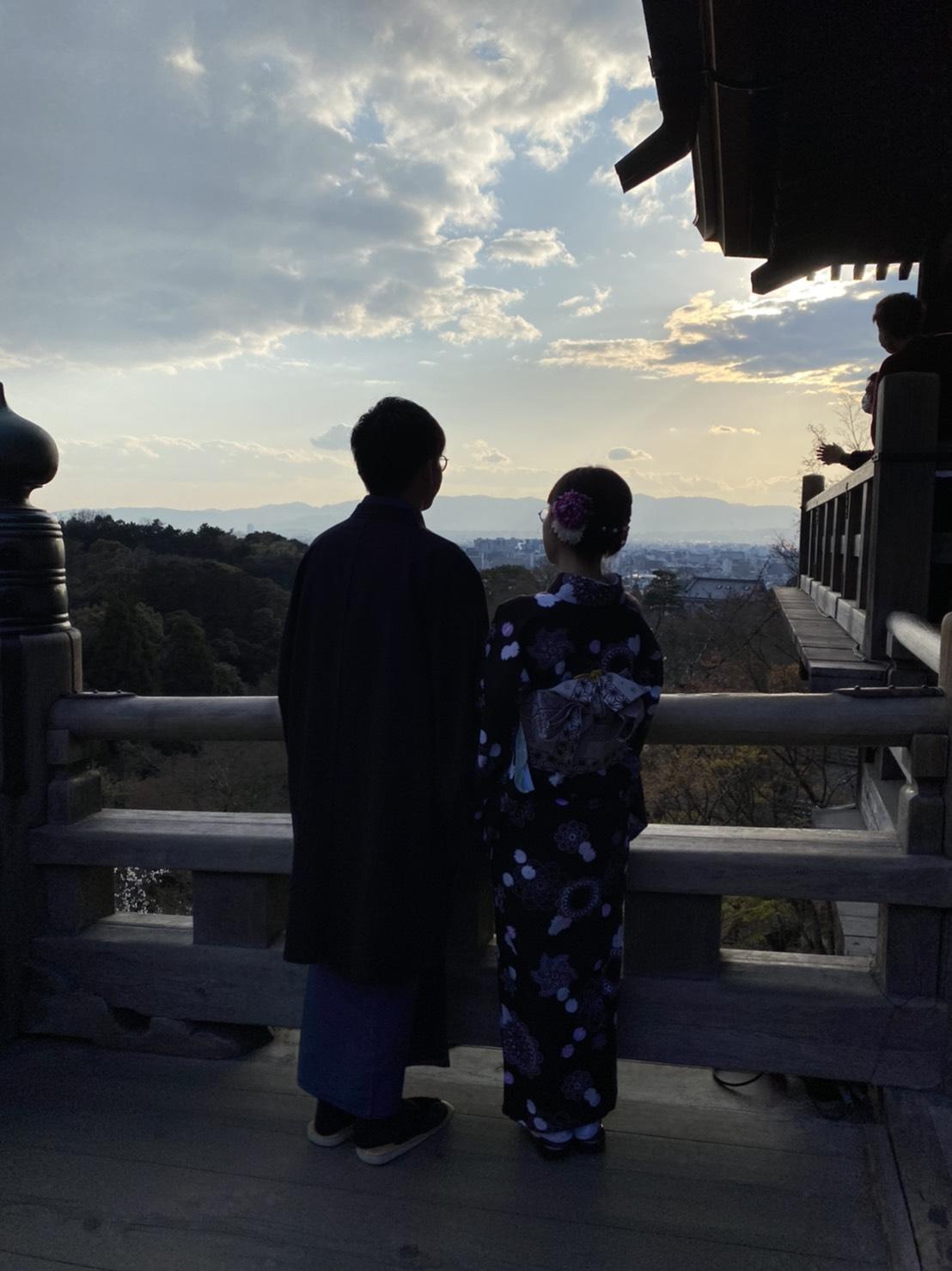 皆様、嵐山へ♪2020年3月24日9