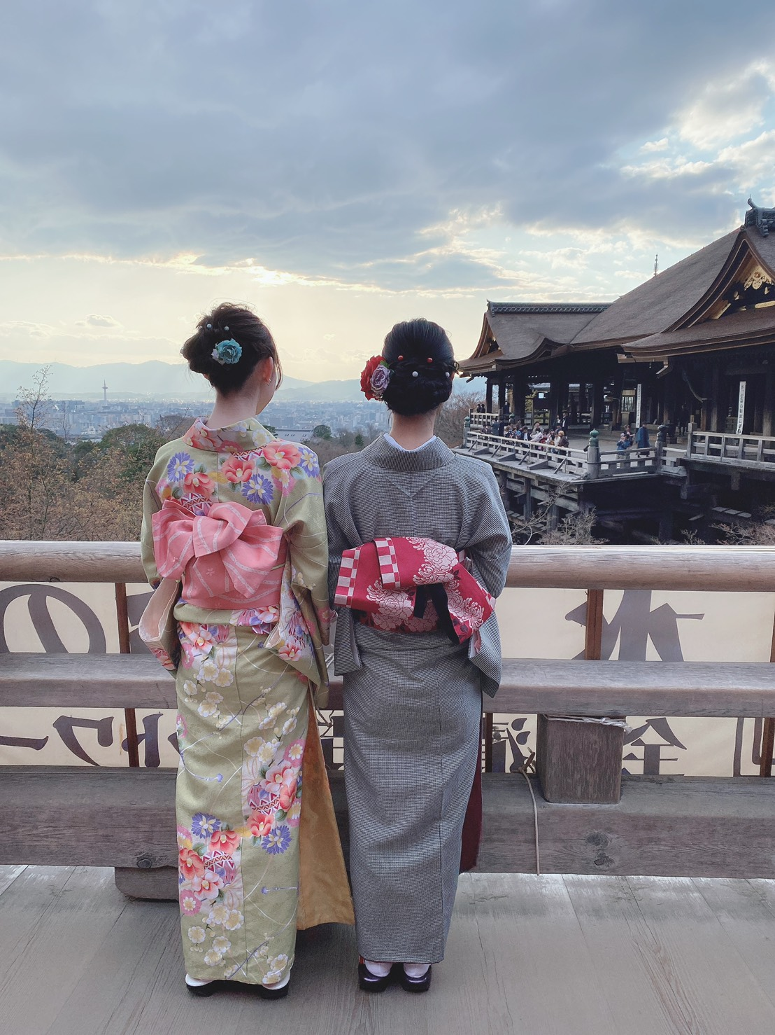 皆様、嵐山へ♪2020年3月24日14