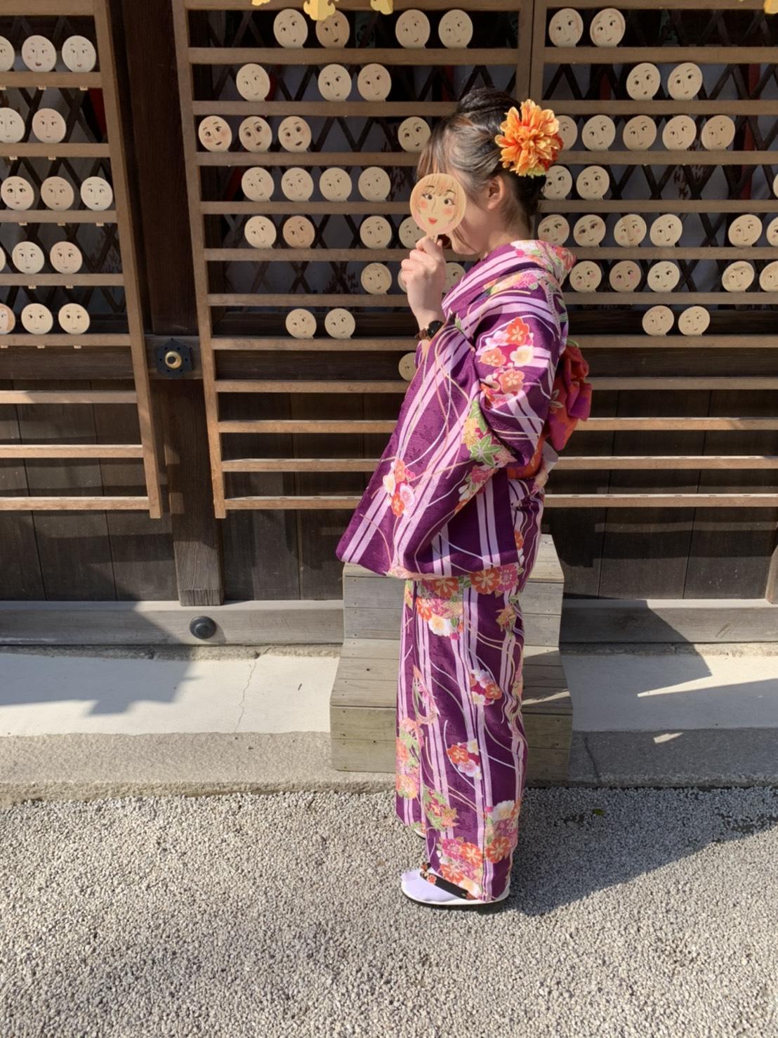 沖縄から卒業旅行♪2020年3月17日5