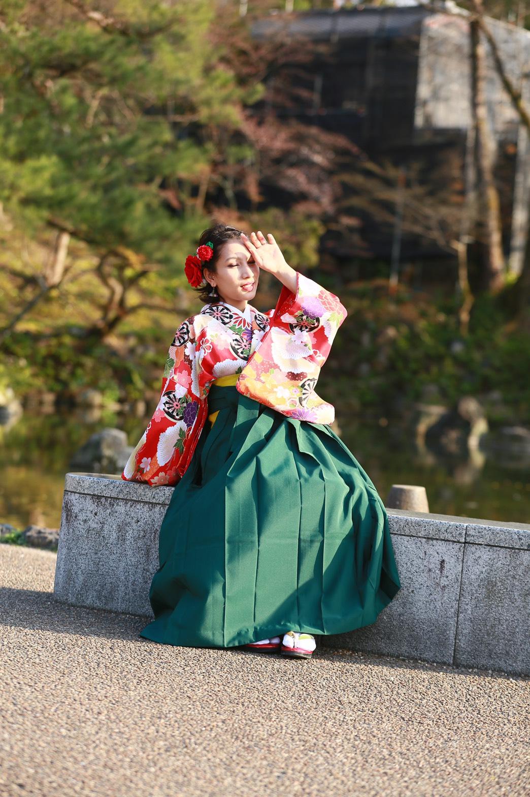 袴レンタル始めましたぁ♡2020年3月19日22