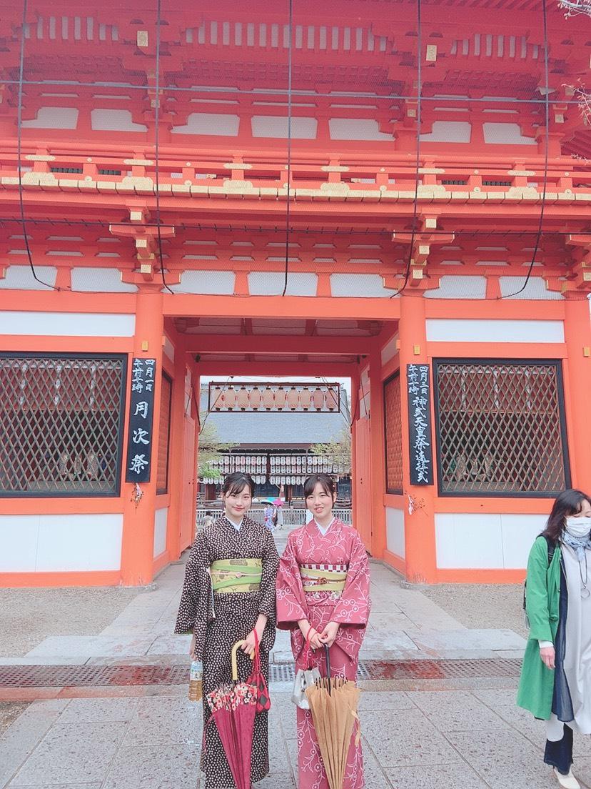 雨と桜と京都2020年3月27日1