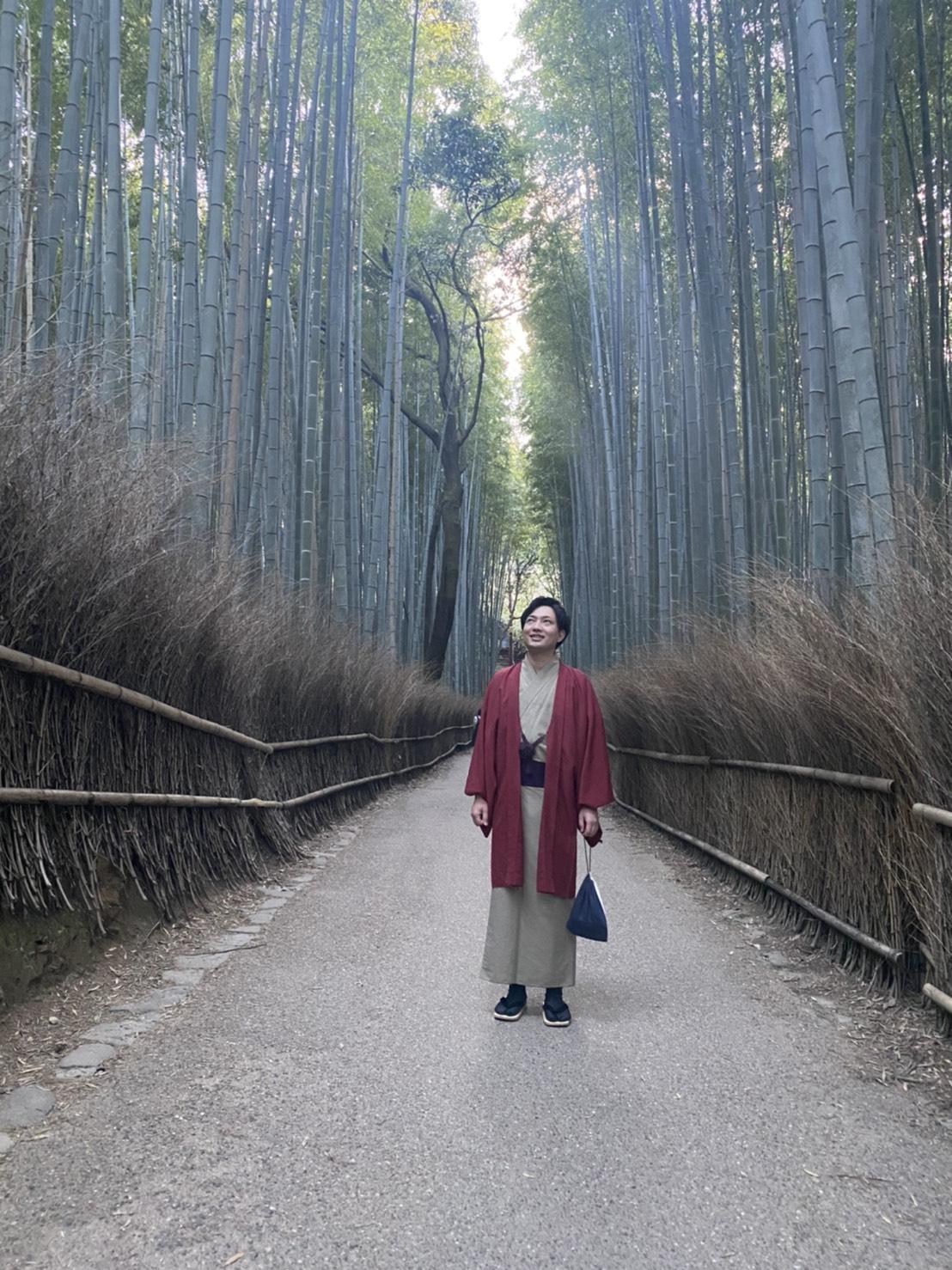 皆様、嵐山へ♪2020年3月24日13